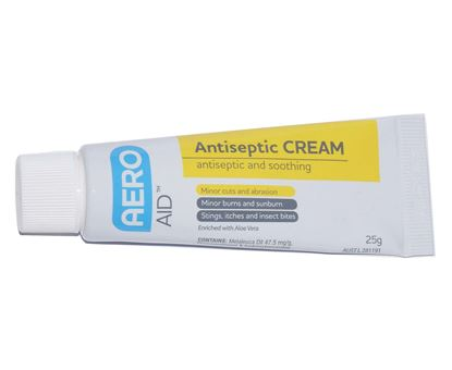 Picture of Antiseptic -Cream Tube 25g AeroAid