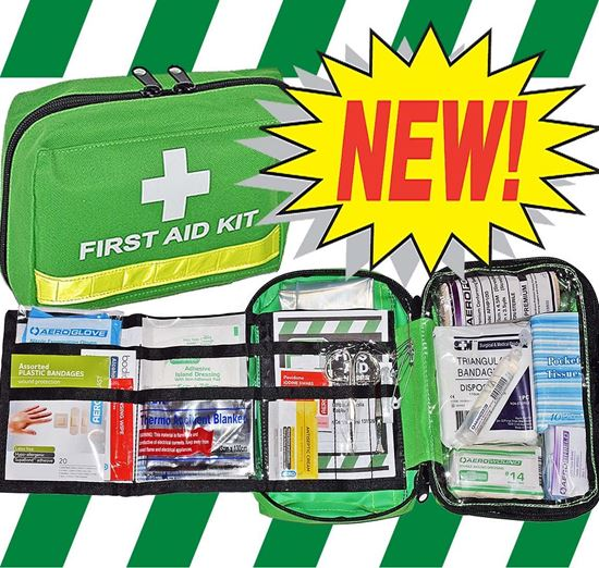 Picture of First Aid Kit - Small Essential  Bag Premium