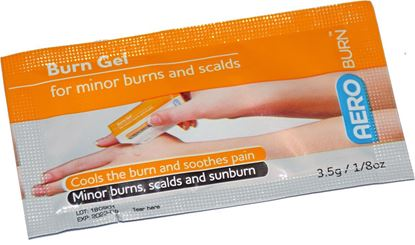 Picture of Burn Gel 3.5g Hydrogel Sachet