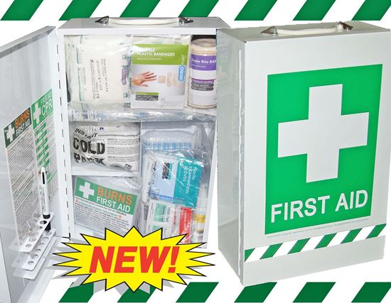 Picture of First Aid Kit -Education Wall Cabinet