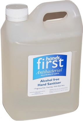 Picture of Hand Sanitiser 5L Bulk Refill