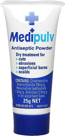 Picture of Antiseptic Powder 25g Medipulv
