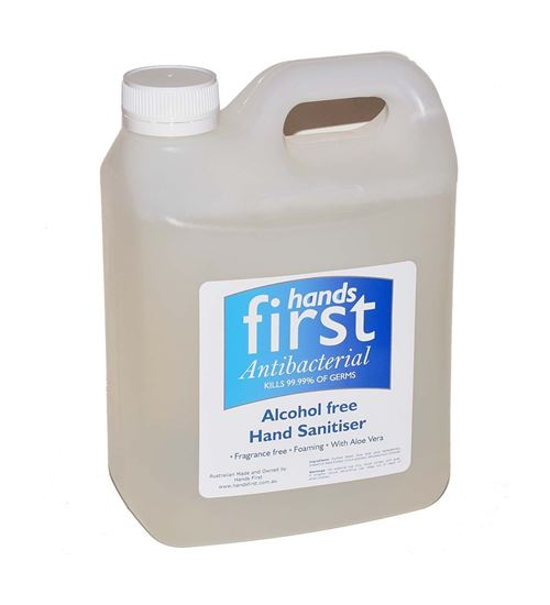 Picture of Hand Sanitiser 2L Bulk Refill